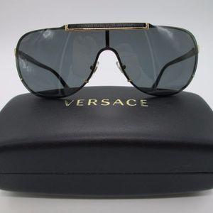 42b88e51415d3 Versace Accessories - Versace MOD.2140 1002 87 Men s Sunglasses
